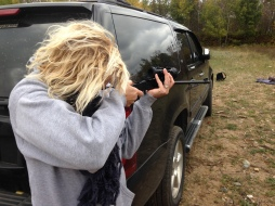 One of my bucket list items was to learn to shoot